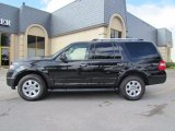 2010 Tuxedo Black Ford Expedition Limited #55138399