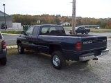 2001 Patriot Blue Pearl Dodge Ram 1500 SLT Club Cab 4x4 #55138072