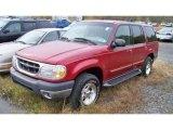 2000 Toreador Red Metallic Ford Explorer XLT 4x4 #55138068