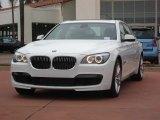2012 BMW 7 Series 750Li Sedan