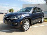 2012 Volkswagen Tiguan Night Blue Metallic