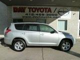 2011 Classic Silver Metallic Toyota RAV4 I4 4WD #55138051