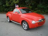 Chevrolet SSR Colors