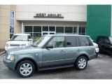 2007 Giverny Green Mica Land Rover Range Rover HSE #55138356