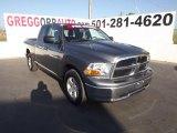 2011 Mineral Gray Metallic Dodge Ram 1500 SLT Quad Cab 4x4 #55138344