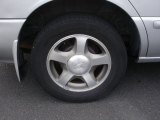 Nissan Quest 2001 Wheels and Tires