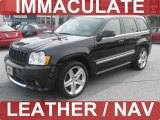 2006 Black Jeep Grand Cherokee SRT8 #55137967