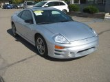 2003 Sterling Silver Metallic Mitsubishi Eclipse GTS Coupe #55138318