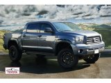 2008 Slate Gray Metallic Toyota Tundra Limited CrewMax 4x4 #55137933