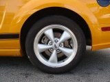 2007 Ford Mustang GT Deluxe Coupe Wheel