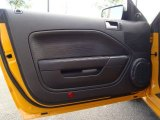 2007 Ford Mustang GT Deluxe Coupe Door Panel