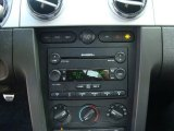 2007 Ford Mustang GT Deluxe Coupe Audio System
