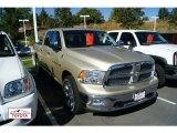 2011 White Gold Dodge Ram 1500 Laramie Crew Cab 4x4 #55137920