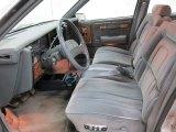 1989 Buick Century Interiors