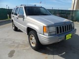1998 Bright Platinum Jeep Grand Cherokee Limited 4x4 #55138245