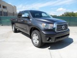 2012 Magnetic Gray Metallic Toyota Tundra Limited CrewMax 4x4 #55138234