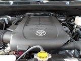 2012 Toyota Tundra Limited CrewMax 4x4 5.7 Liter Flex-Fuel DOHC 32-Valve Dual VVT-i V8 Engine