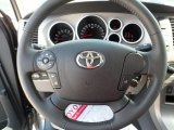 2012 Toyota Tundra Limited CrewMax 4x4 Steering Wheel