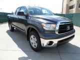 2012 Magnetic Gray Metallic Toyota Tundra Double Cab #55138233