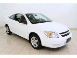 2007 Summit White Chevrolet Cobalt LS Coupe #55138491
