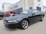 2003 Black Ford Mustang GT Coupe #55138204