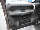 2008 Chevrolet Silverado 1500 LT Extended Cab 4x4 Door Panel