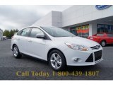 2012 Oxford White Ford Focus SE Sport Sedan #55188825