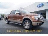 2011 Golden Bronze Metallic Ford F150 King Ranch SuperCrew 4x4 #55188822