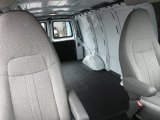 2012 GMC Savana Van Interiors