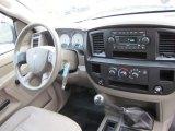 2008 Dodge Ram 1500 ST Regular Cab Dashboard