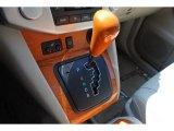 2008 Lexus RX 400h Hybrid CVT Automatic Transmission