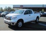 2012 Super White Toyota Tundra Double Cab #55189017