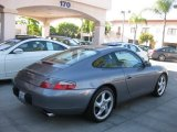 2001 Porsche 911 Seal Grey Metallic