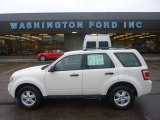 2009 White Suede Ford Escape XLS 4WD #55188998