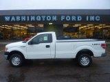 2011 Oxford White Ford F150 XL Regular Cab 4x4 #55188993