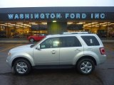 2012 Ingot Silver Metallic Ford Escape Limited V6 4WD #55188989