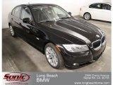 2011 Jet Black BMW 3 Series 328i Sedan #55188960