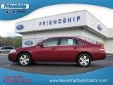 2006 Sport Red Metallic Chevrolet Impala LS #55188712