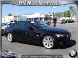 2009 Jet Black BMW 3 Series 335i Coupe #55188947