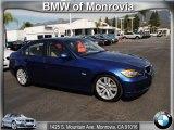 2008 Montego Blue Metallic BMW 3 Series 328i Sedan #55188945
