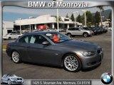 2008 Space Grey Metallic BMW 3 Series 328i Convertible #55188944