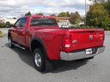 2010 Dodge Ram 3500 Big Horn Edition Crew Cab 4x4 Dually Exterior