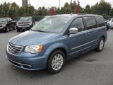 2012 Chrysler Town & Country Sapphire Crystal Metallic