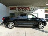 2012 Black Toyota Tundra Limited CrewMax 4x4 #55188685