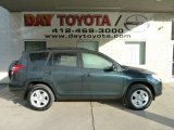 2011 Black Forest Metallic Toyota RAV4 I4 4WD #55188683