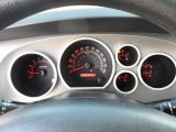 2010 Toyota Tundra TRD Sport Double Cab Gauges