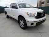 2012 Super White Toyota Tundra Double Cab #55188919