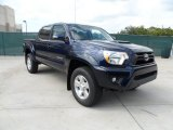 2012 Nautical Blue Metallic Toyota Tacoma V6 TRD Sport Prerunner Double Cab #55188915