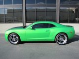 2010 Chevrolet Camaro LT Coupe Synergy Special Edition Custom Wheels