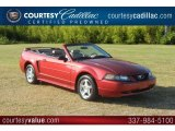 2003 Redfire Metallic Ford Mustang V6 Convertible #55189111